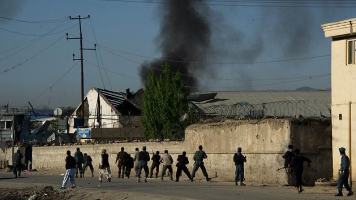Noi atentate  în Afganistan: Cel puţin trei oameni au fost răniţi