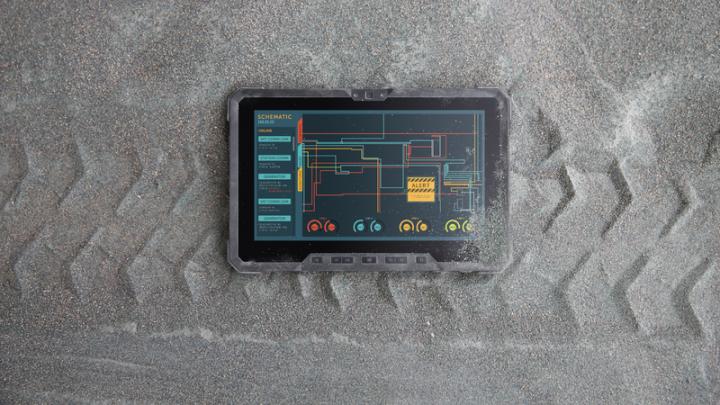 Dell are în gamă o tabletă cu Windows rezistentă la apă, căzături și praf (VIDEO)