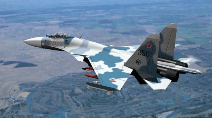 Un MiG-29 s-a prăbuşit în sudul Rusiei. Ce s-a întâmplat cu pilotul