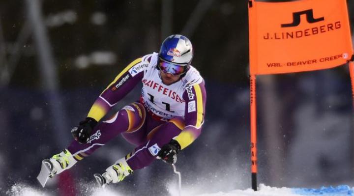 Norvegienii Andreas Mikkelsen şi Aksel Lund Svindal s-au duelat într-o cursă în munţi