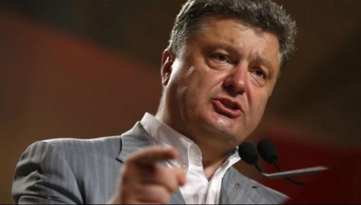 Declaraţia îngrijorătoare a lui Poroşenko: Ameninţarea teroristă a crescut semnificativ în Ucraina