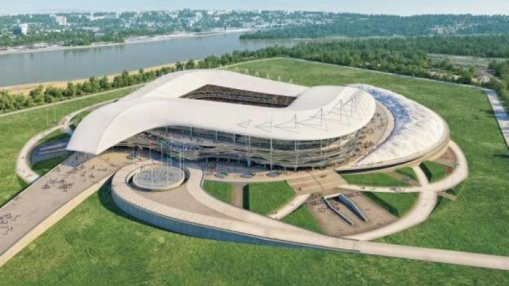 Ruşii continuă pregătirile pentru Mondialul din 2018. Ce se întâmplă la Rostov