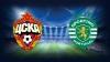 Meci crucial. ŢSKA Moscova va merge mai departe dacă va învinge Sporting Lisabona