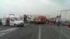 ACCIDENT ÎNFIORĂTOR în România. Doi oameni au murit, cinci au fost răniți grav (IMAGINI ȘOCANTE)