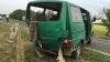 ACCIDENT GRAV pe traseul Chișinău-Leușeni: Cinci oameni, printre care şi copii, internaţi (FOTO)