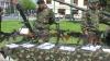 Spectacol cu arme şi tehnică militară în centrul Capitalei. Ce au putut vedea vizitatorii (VIDEO)