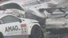 Accident groaznic într-o cursă din Austria! Maşina turcului Kaan Onder s-a lovit de un alt vehicul