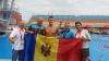 Sportivii moldoveni au revenit acasă după ce au cucerit şapte medalii la Festivalul Olimpic de la Tbilisi