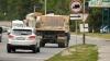 Amenzi USTURĂTOARE pentru şoferii iresponsabili care transportă materiale de construcţii neacoperite