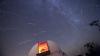 Atacul Perseidelor! Ploaia de stele, văzută de norocoşii care au avut parte de cer senin (VIDEO)