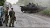 Militarii ucraineni au înaintat în teritoriile ocupate de insurgenţii proruşi