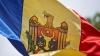 """Campania """"Eu sunt Moldova"""", la Cocieri. Tricolorul a fost arborat în fața Casei de Cultură (VIDEO)"""