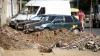 Carul a rămas pe loc! Lucrările de reparaţie pe bulevardul Ştefan cel Mare au fost oprite