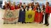 """Sportivii moldoveni care au cucerit medalii la Jocurile Mondiale """"Special Olympics"""" au revenit acasă"""