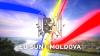 Tricolorul ţării, mândria moldovenilor. Imagini încântătoare cu Drapelul de Stat