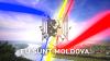 """Campania """"EU sunt Moldova"""" a ajuns la Edineţ. În centrul raional a fost arborat tricolorul (VIDEO)"""