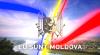 """Campania """"Eu sunt Moldova"""", la Bobeica. Tricolorul a fost arborat la tabăra pentru copii"""