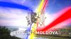 """Campania """"EU sunt Moldova"""" continuă. Localităţile în care echipele Publika TV vor arbora Drapelul de Stat"""