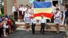 (FOTOREPORT) Eu sunt Moldova. Echipa Publika TV a înmânat tricoloare în localităţi din sud-estul ţării