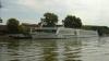 Mai multe nave de croazieră au rămas blocate în Delta Dunării