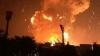 EXPLOZIE PUTERNICĂ la o uzină chimică: Autorităţile au dispus evacuarea populaţiei din zonă