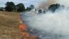 Pompierii ÎN ALERTĂ: 53 de incendii de vegetaţie, lichidate în ultimele 24 de ore