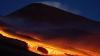 Imagini SPECTACULOASE! Un adevărat râu de foc a fost surprins în Hawaii (VIDEO)