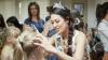 """""""Miss Brazilia 2015"""", în vizită la un centru de plasament. Reacţia copiilor când au văzut-o (FOTO)"""