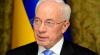 A pierit pe limba lui. Procurorii ucraineni cer extrădarea fostului prim-ministru Azarov