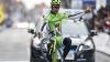 Peter Sagan a fost doborât la pâmânt de o motocicletă în Turul Spaniei. Cum s-a descărcat de nervi