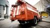 Incendiu de proporţii în oraşul Odesa. Un bloc nou de lux a fost cuprins de flăcări (VIDEO)