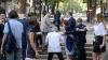 Valeriu Streleţ, luat la rost în centrul Capitalei. O femeie cere ajutorul lui Vlad Ţepeş (VIDEO)