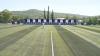 Sărbătoare la Nisporeni. Un stadion de fotbal, complet nou, a fost dat în exploatare (VIDEO)