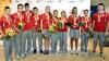 Sportivii care au cucerit medalii la Festivalul Olimpic al Tineretului au fost premiaţi