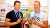 Canotorii Oleg şi Serghei Tarnovschi au primit câte 100.000 de lei din partea Comitetului Naţional şi Sportiv