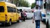 TRAFIC DE CHIȘINĂU: Depășiri pe contrasens, intrări pe interzis, ocolire de bumpere (VIDEO)
