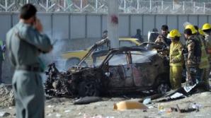 Atac cu bombă lângă un spital din Capitala Afganistanului. Zeci de morţi şi răniţi