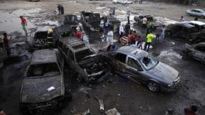 Explozie devastatoare la Bagdad: Numărul morţilor se apropie de 100