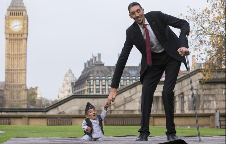 Guinness World Records, la 60 de ani! Cele mai uimitoare recorduri mondiale (FOTO)