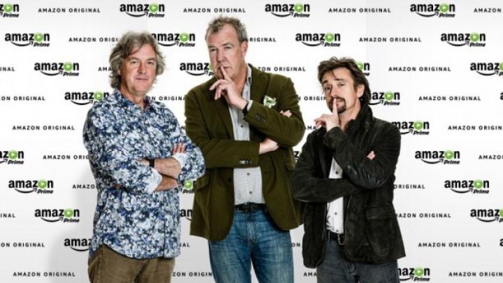 UIMITOR! Câți bani vor face foştii prezentatori Top Gear în noua lor emisiune