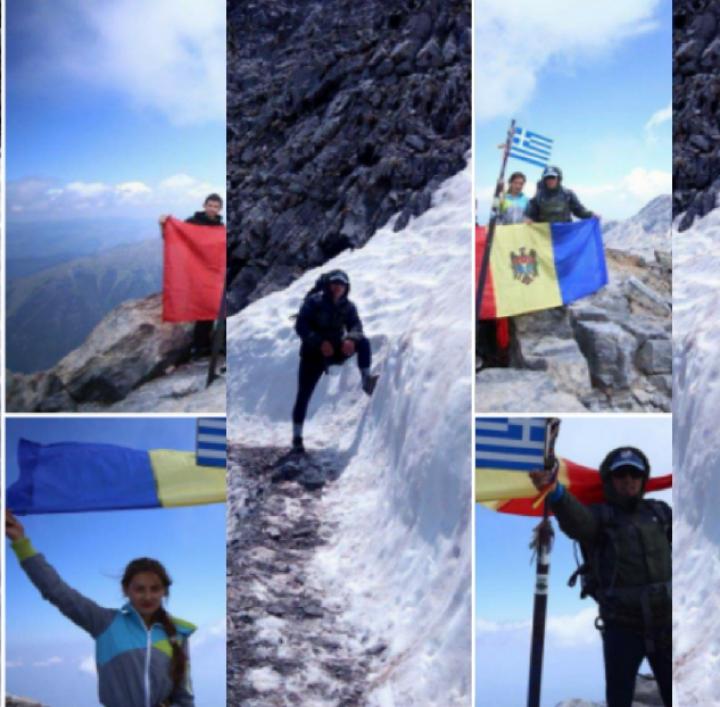 ARBOREAZĂ UN DRAPEL! Imagini impresionante realizate de moldovenii din țară și de peste hotare
