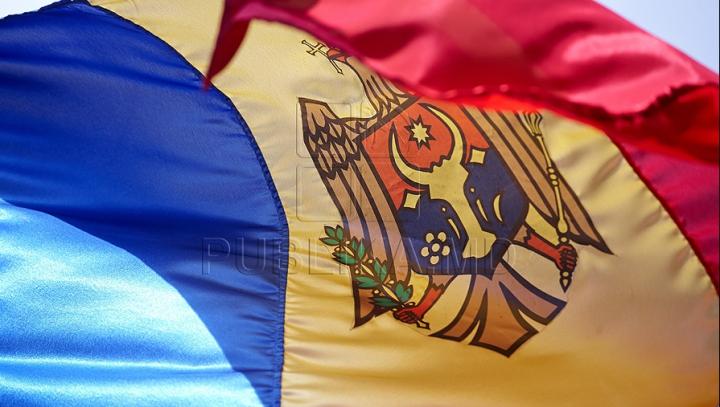 Dragostea pentru țară și mândria de a fi moldovean în imagini spectaculoase