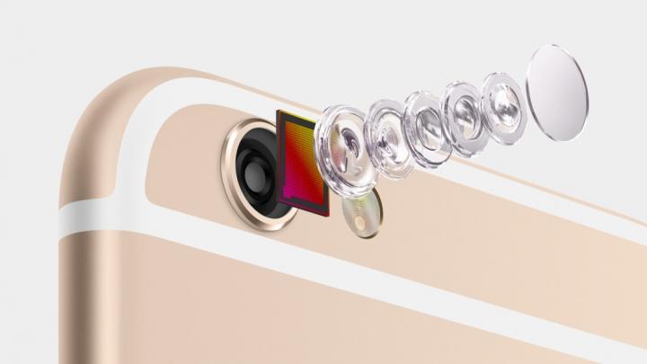 Camera de pe iPhone 6S are toate şansele să fie extraordinară