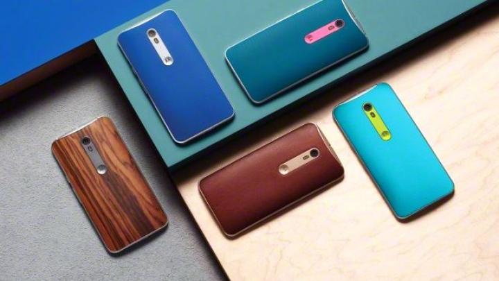 Motorola şi-a actualizat gama de telefoane cu Moto X Style, Moto X Play şi Moto G 2015 (FOTO)