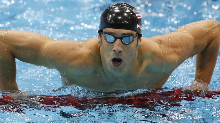 Phelps, cel mai bun rezultat al anului! Proba care l-a adus în fruntea clasamentului