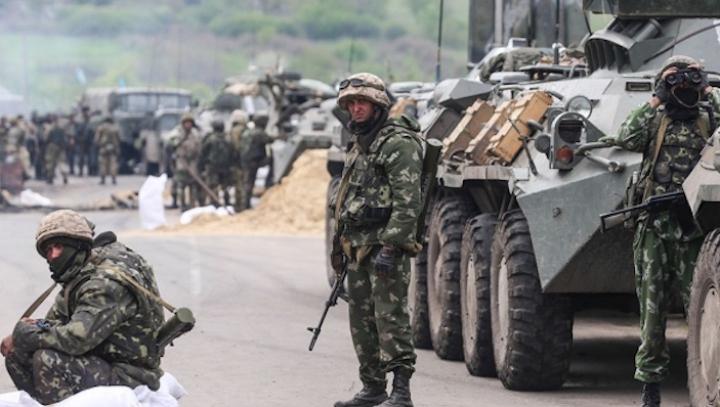 Petro Poroşenko a vizitat NEANUNŢAT regiunea Donbass. Ce a făcut oficialul în estul Ucrainei