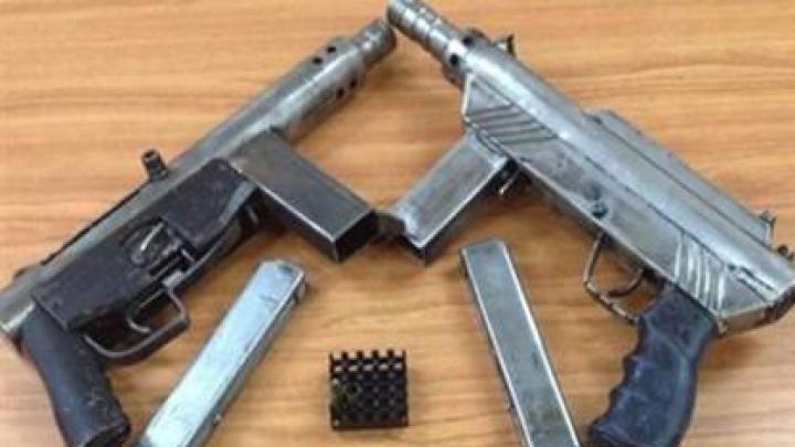 Regiunea transnistreană ca sursă de arme ilegale. Poliţia a capturat un dealer