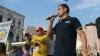 """Liderul mişcării """"Acțiunea 2012"""", George Simion, a ajuns la Chişinău"""