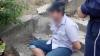 Un tânăr a fost reţinut în curtea unei şcoli de la Ciocana. Şi-a recunoscut fapta (FOTO)