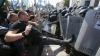 Violenţele de la Kiev au fost condamnate. Asigurările date de preşedintele Petro Poroşenko